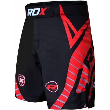 Шорты MMA RDX X8 Black XS, фото 2