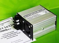 Инвертор «АИДА 24/220-300Вт» из =24В в ~220В мощностью до 300Вт в автомобиль для ноутбука и др.