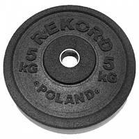 Бамперный диск Rekord 5 кг (BP-5)