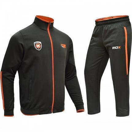 Спортивный костюм RDX Zip Up XL, фото 2