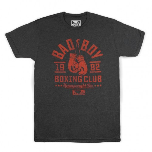 Футболка Bad Boy Boxing Club Black/Red M