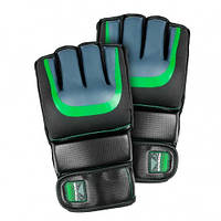 Перчатки MMA Bad Boy Pro Series 3.0 Gel Green L/XL