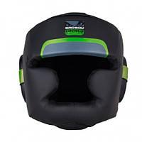 Боксерский шлем Bad Boy Pro Series 3.0 Full Green XL