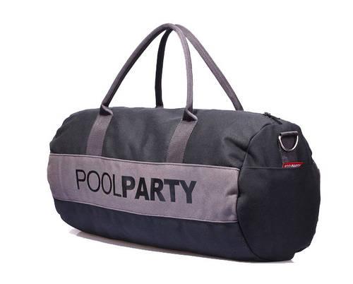 da5d1b9ffc2a Спортивная сумка Рoolparty серая: продажа, цена в Киеве. спортивные сумки  от