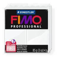 Пластика Professional, Белая, 85г, Fimo
