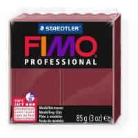 Пластика Professional, Бордовая, 85г, Fimo