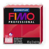Пластика Professional, Карминовая, 85г, Fimo
