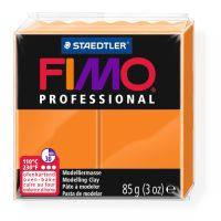 Пластика Professional, Оранжевая, 85г, Fimo