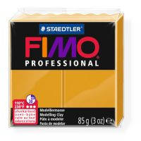 Пластика Professional, Охра желтая, 85г, Fimo