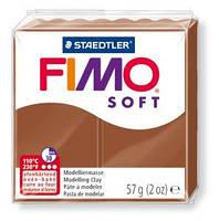 Пластика Soft, Карамель, 57г, Fimo