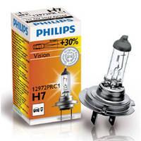 Авто-лампа Philips Premium H7 12V55W +30%