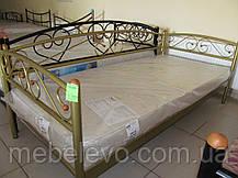 Кровать Верона Люкс  полуторная 120  Метакам, фото 3