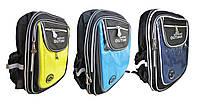 Рюкзак школьный 803, OXFORD, 38*28*10 см.