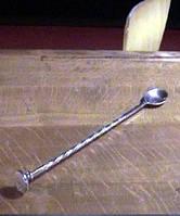 Барная ложка с мадлером PROFI
