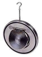 Клапан (хлопушка) обратный дисковый межфланцевый Ру16