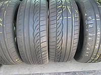 Летние шины б\у R17 235/55 Dunlop