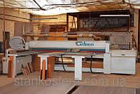 Пильный центр Giben Starmatic бу 2000г. для раскроя ДСП пакетами или единичными плитами