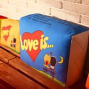 Подушки Love is...