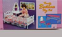 """Мебель для спальни """"Gloria"""" для кукол 9314"""