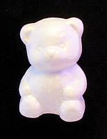 Заготовка пенопласт-Мишка-9,0 см.