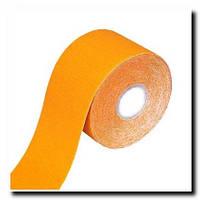 Кинезио тейп (Kinesio tape, KT Tape) эластичный пластырь BC-3352 (р-р l-5м x 5см)