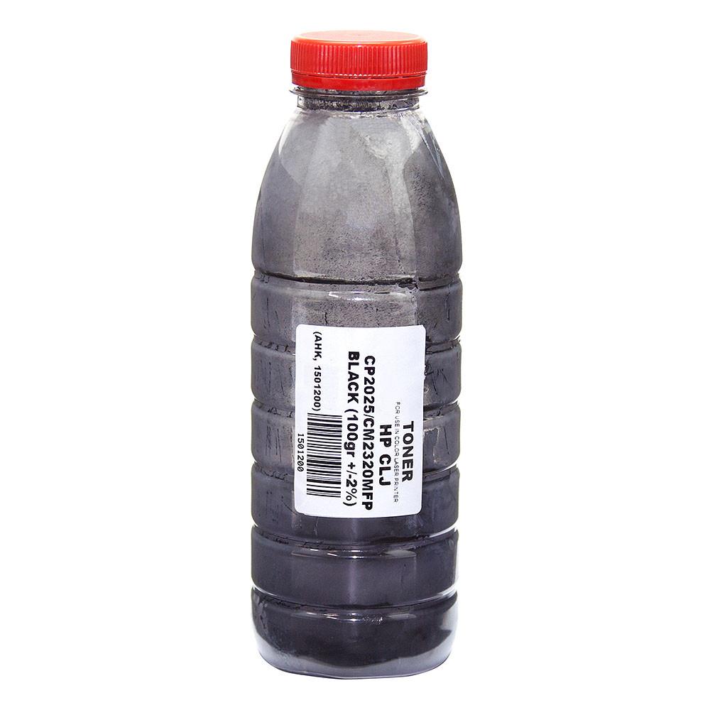 Тонер АНК для HP CLJ CP2025/CM2320MFP 100г Black (1501200)