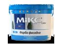 краска для фасадных работ MIX 14 кг