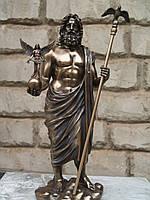 Статуэтка Veronese Зевс с Никой 38 см 73239