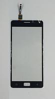 Оригинальный тачскрин / сенсор (сенсорное стекло) для Lenovo Vibe P1 (черный цвет)