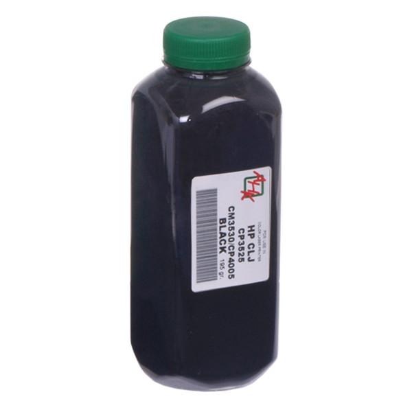 Тонер АНК для HP CLJ CP3525/CP4005/CM3530 бутль 195г Black (1501160))