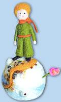 Набор для валяния игрушек В-170 Маленький принц