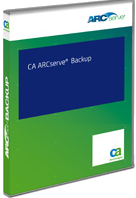 CA ARCserve Backup r16.5 for Windows Agent for Microsoft SQL Server - Product plus 1 Year Value Maintenance (Computer Associates International, Inc.)