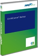 CA ARCserve Backup r16.5 for Windows Agent for Microsoft Exchange - Product plus 3 Years Value Maintenance (Computer Associates International, Inc.)