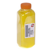 Тонер АНК для HP CLJ CP3525/CP4005/CM3530 бутль 195г Yellow (1501190)80)