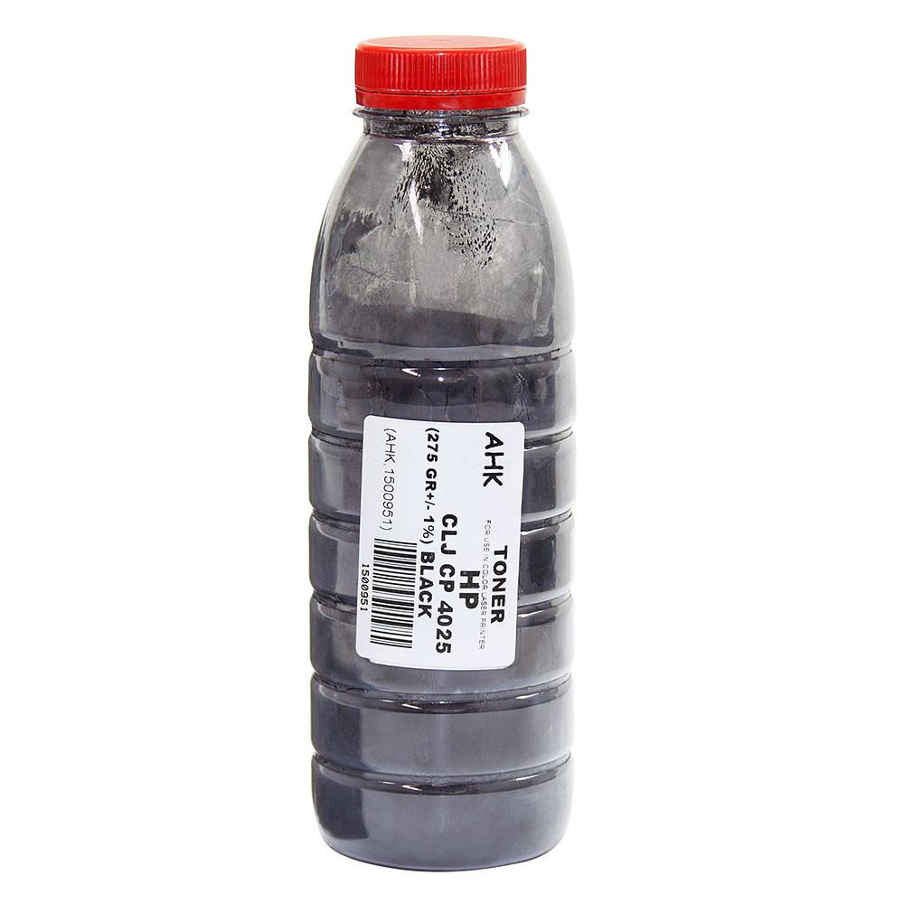 Тонер АНК для HP CLJ CP4025 Black бутль 275г Black (1500951)