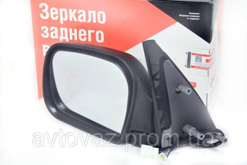 Зеркало наружное ВАЗ 2123 Нива Шевроле левое электронная регулировка, электронный обогрев, антиблик