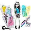 Френки Штайн Дизайнер, Monster High Designer Booo-tique Frankie Stein Doll & Fashions
