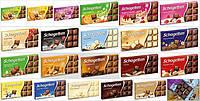 Шоколад Schogetten в ассортименте 100 г Германия