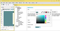 CorelDRAW Graphics Suite X5 Special Edition Mini-Box Russian/Italian (Corel Corporation)