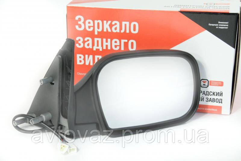 Зеркало наружное ВАЗ 2123 Нива Шевроле правое электронная регулировка, электронный обогрев, антиблик