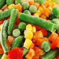 """Овощная смесь замороженная """"Мексиканская"""" (кукуруза, морковь, горох, спаржа, перец)"""