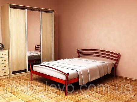 Кровать Марко 1  полуторная 140  Метакам, фото 2