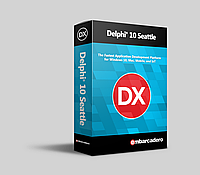 Delphi 10.1 Berlin Enterprise Upgrade for registered owners of RAD Studio, Delphi XE6 or later (Pro/Ent/Ult/Arch) 10 Named Users (Embarcadero