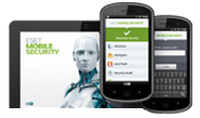 ESET Mobile Security Home Edition 1 year subscription (продление) (ESET)