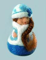 Набор для валяния игрушек В-173 Снегурочка
