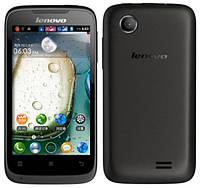 Бюджетный смартфон Lenovo A369 на две сим-карты. Качественный телефон. Интернет магазин. Удобный. Код: КДН809