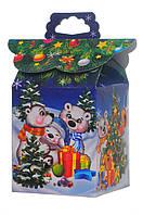 """Новогодняя упаковка на """"Белые медведи 700г."""", фото 1"""