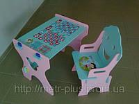 Детская парта со стульчиком BAMBI W 015