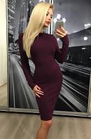 Стильное платье миди с ангоры ! , фото 1