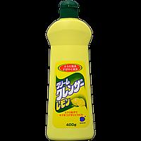 DAIICHI Кремообразное чистящее средство для кухни с ароматом лимона 400г